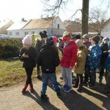 školní družina - únor v prvním oddělení