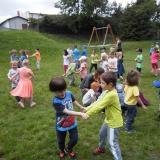 Den dětí s hudebním divadlem Hnedle Vedle 2019