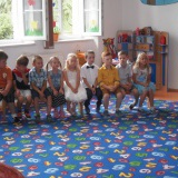 Pasování předškoláků a spaní ve školce 2019