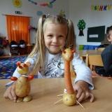 Velká sluníčka - Zvířátka z brambor a přírodnin