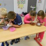 Lentilkové odpoledne ve školní družině