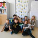 školní družina - září v 1. oddělení